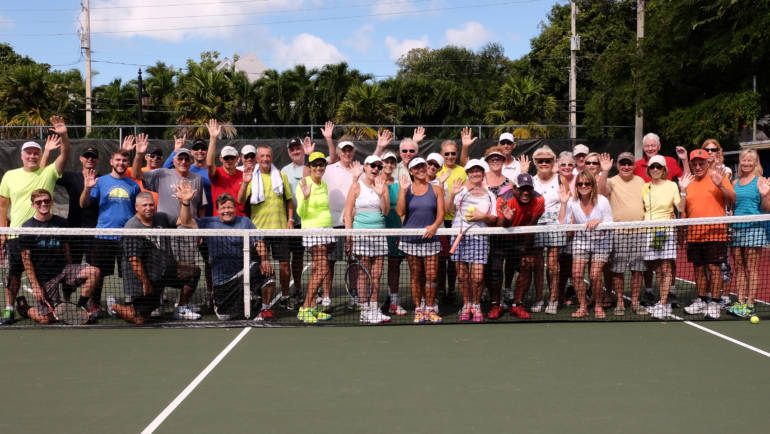 3rd Annual Toys for Tennis Tournament