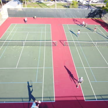 Cardio Tennis comes to Island city Tennis