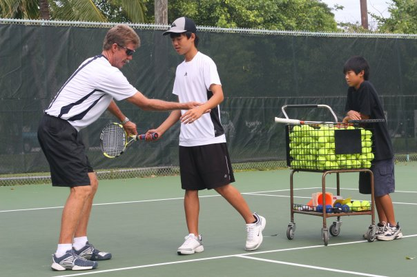 Island City Tennis is On The Web!